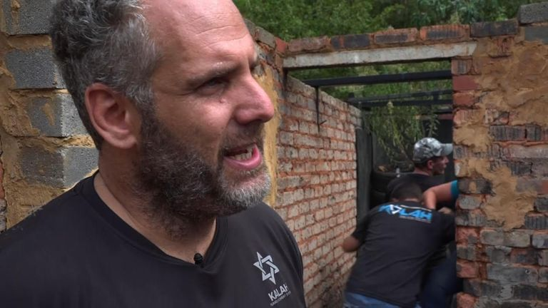 Idan Abolnik is a former Israeli special forces soldier