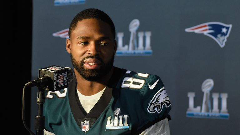 Torrey Smith did not intend to go to the White House