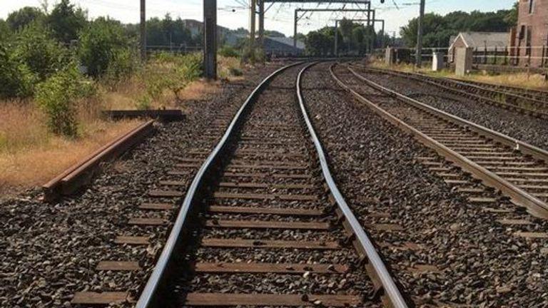 Buckled tracks at Carlisle