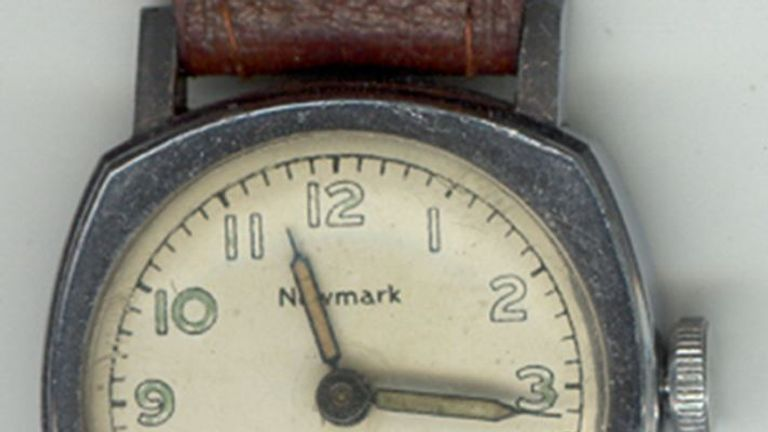 The paint used to make the dials glow contain radon gas