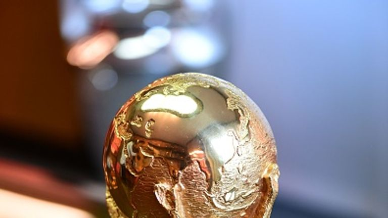 The World Cup is the most coveted prize in international football