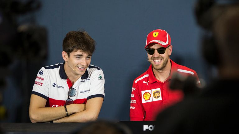 6f145e078869 Charles Leclerc says Ferrari F1 move his  dream  as 2019 talk mounts ...