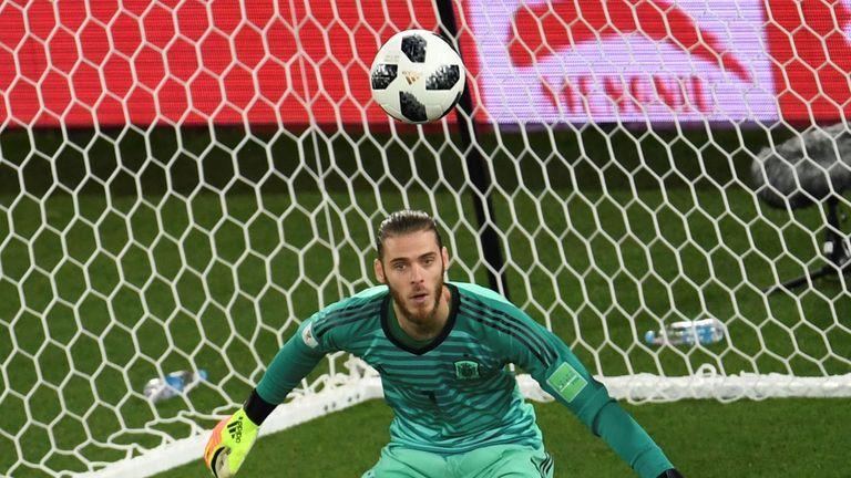 9f67eca066d David De Gea Spain v Morocco World Cup 2018 Russia