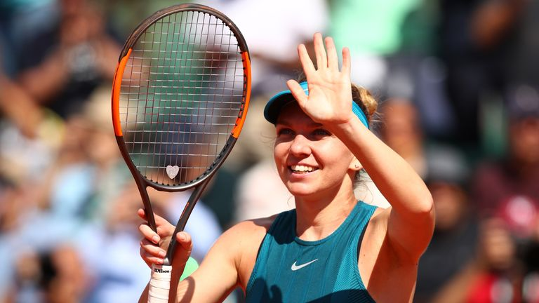 Simona Halep Ready To Win First Grand Slam Title In French Open