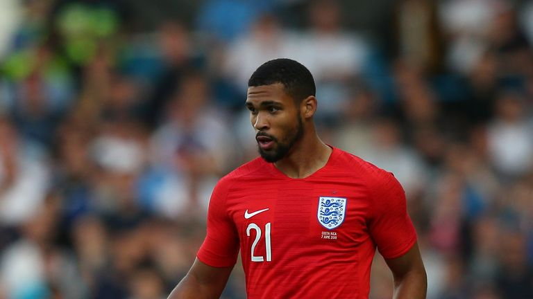 1:15                                            Loftus Cheek believes England have the potential to be the best in the world and is keen to model his own game on Sergi