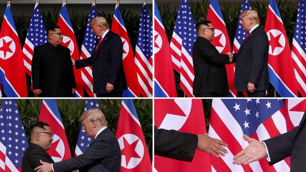 North Korea Summit: Best Donald Trump & Kim Jong-un Memes