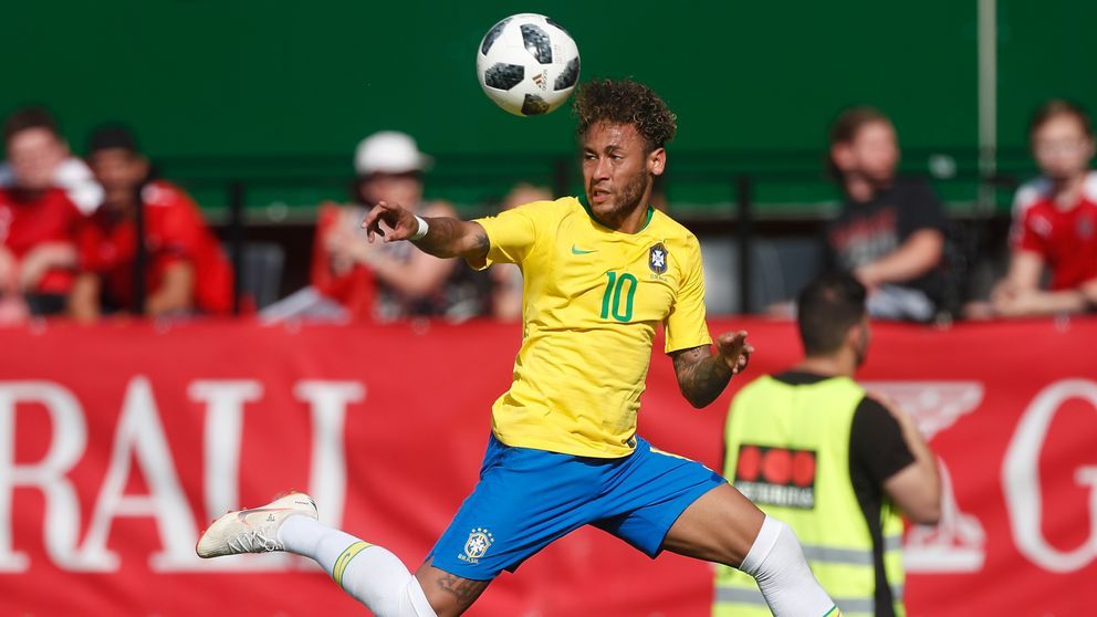 'Global superstar' Neymar is one to watch during the World Cup 2018