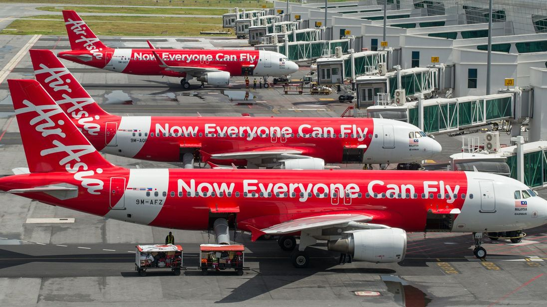 AirAsia says it is cooperating with authorities over the incident
