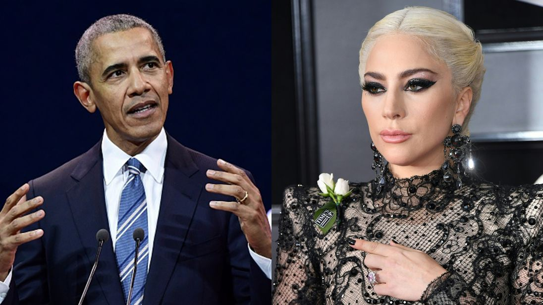 """Barack Obama and Lady Gaga are two of the biggest names on Twitter, with both losing millions of followers in the crackdown on """"locked"""" accounts"""