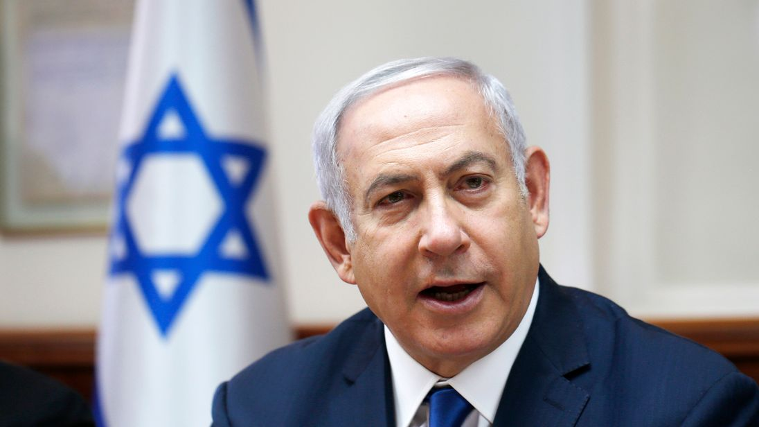 Israel police recommend indicting Netanyahu in third graft probe