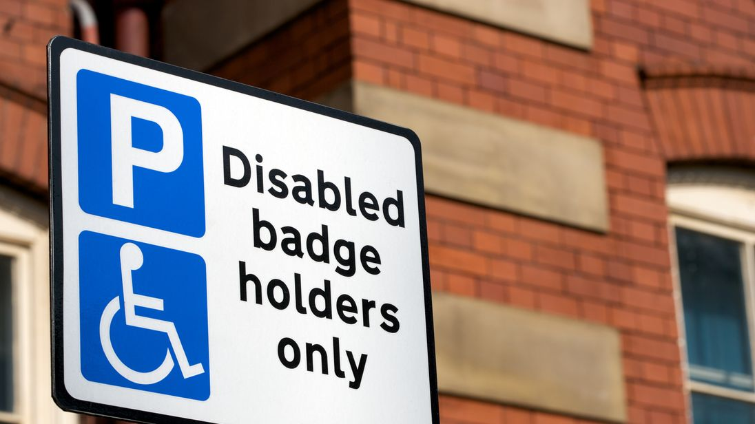 Blue badge parking permits extended to autistic and mentally ill drivers