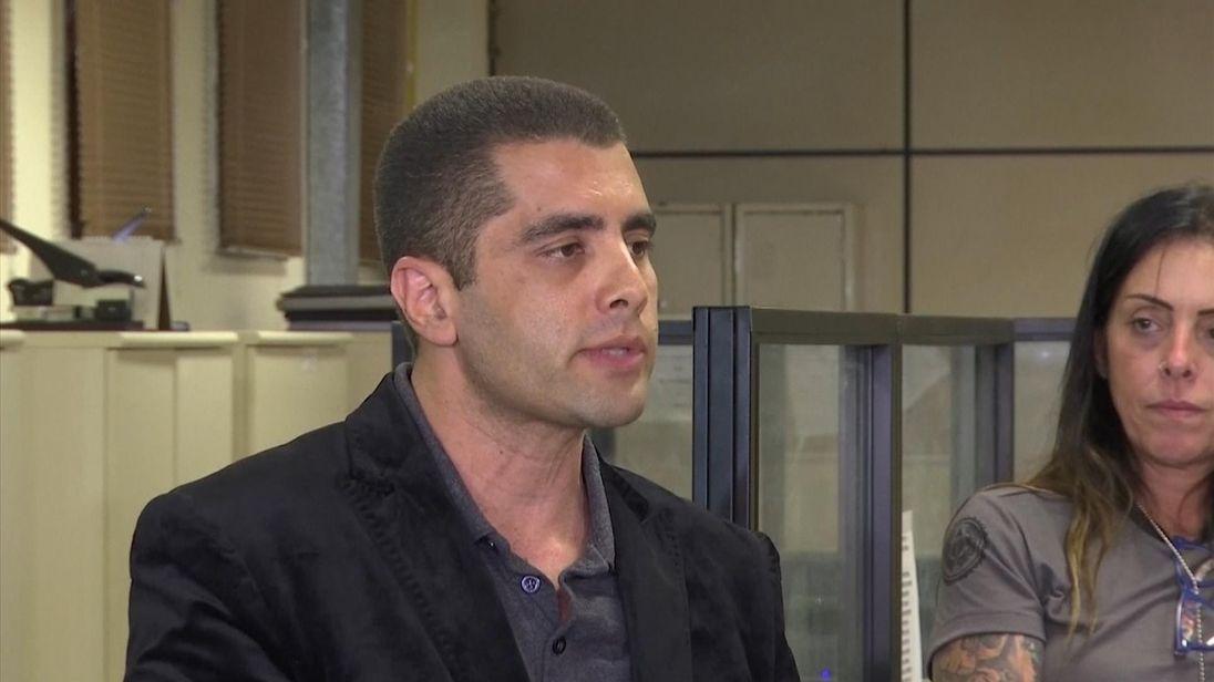 Dr Furtado says he is innocent following his arrest