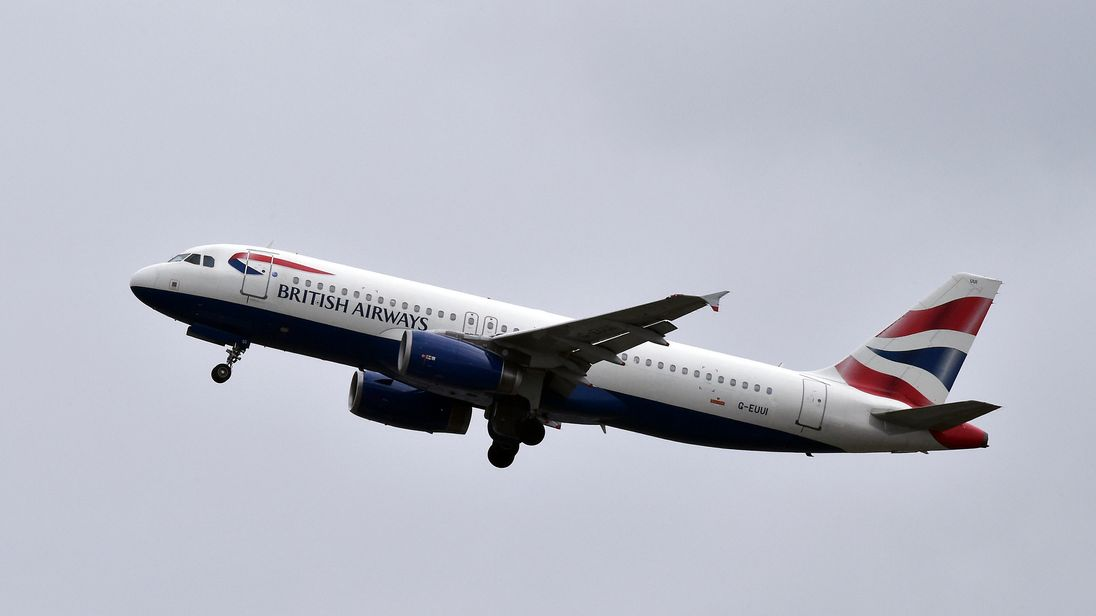 All about British Airways jet incident at Gatwick airport