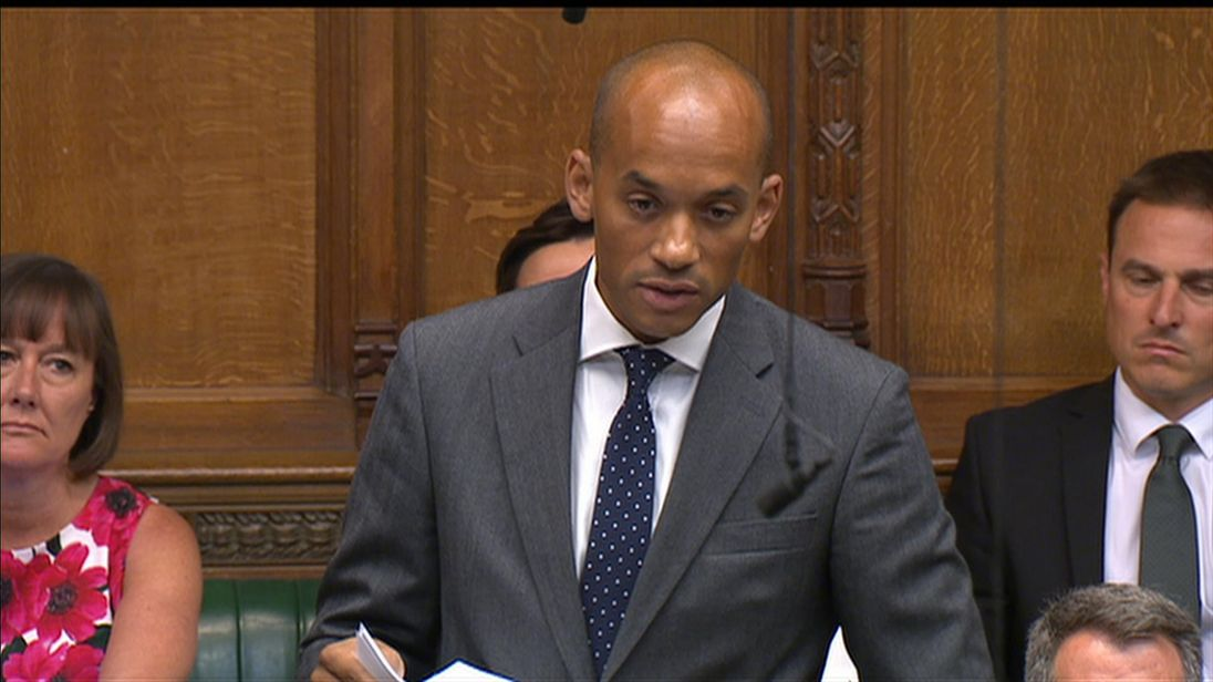 Chuka Umunna brands Labour 'institutionally RACIST'