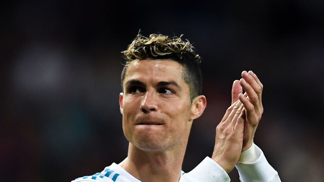 real madrid and juventus agree 105m transfer deal for cristiano ronaldo