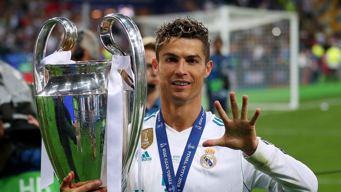 Cristiano Ronaldo issues first statement since rape allegation