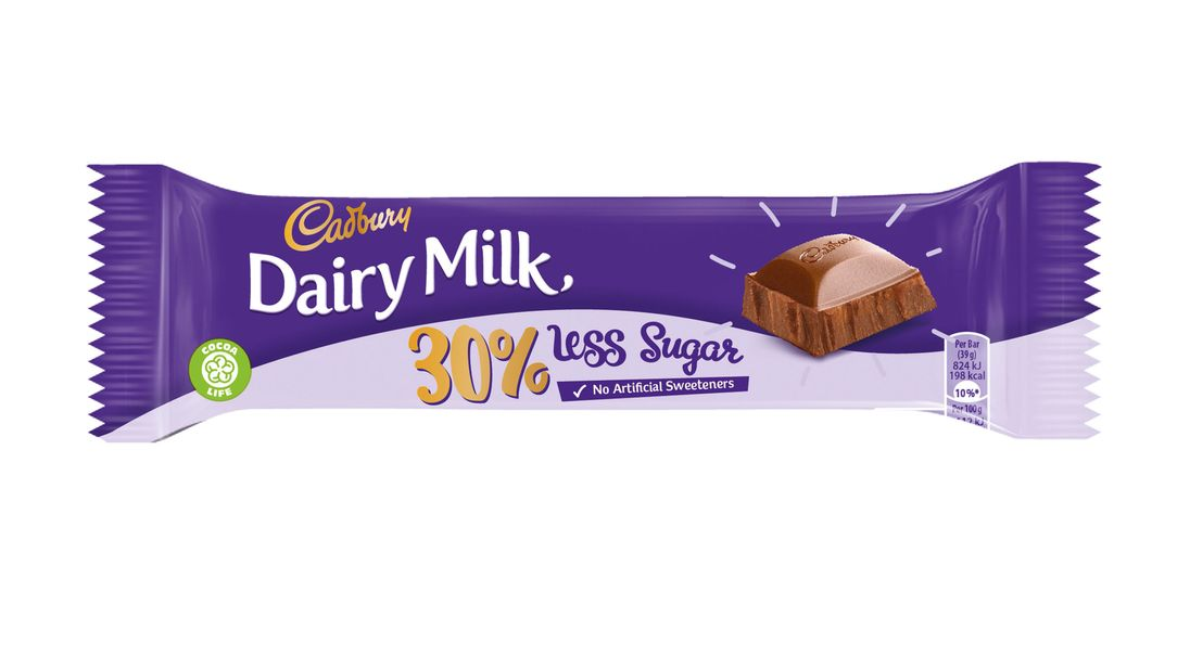 Cadbury to launch not-so-sweet treat