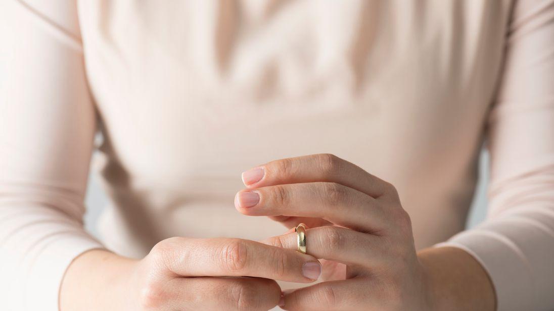 Divorce Do I Get Her Rings