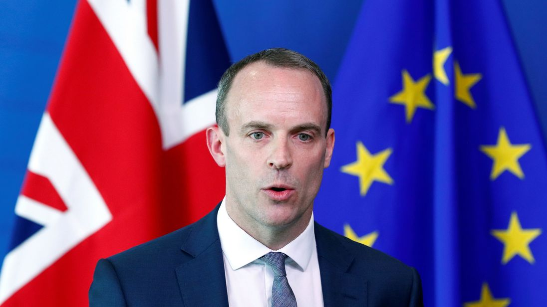 Britain warns will not pay Brexit cash if no European Union  deal