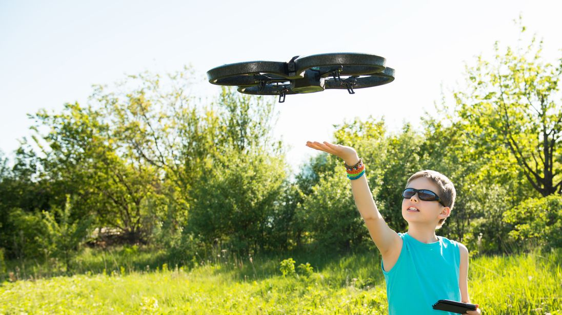 Children could be banned from owning drones weighing more thn 250 grams