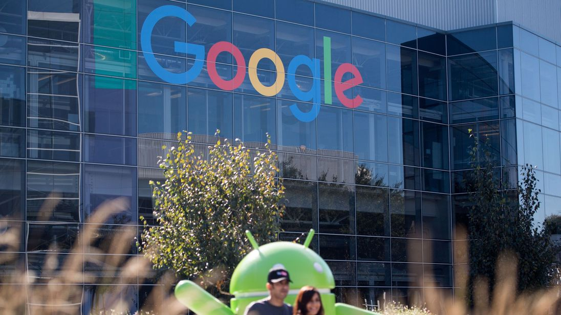 Image      Google has been slammed by the EU for abusing its control of Android OS