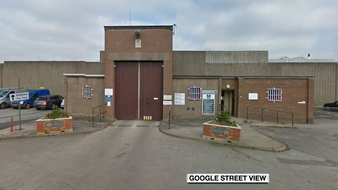 The woman worked at HMP Hindley in Wigan. Pic: Google Street View