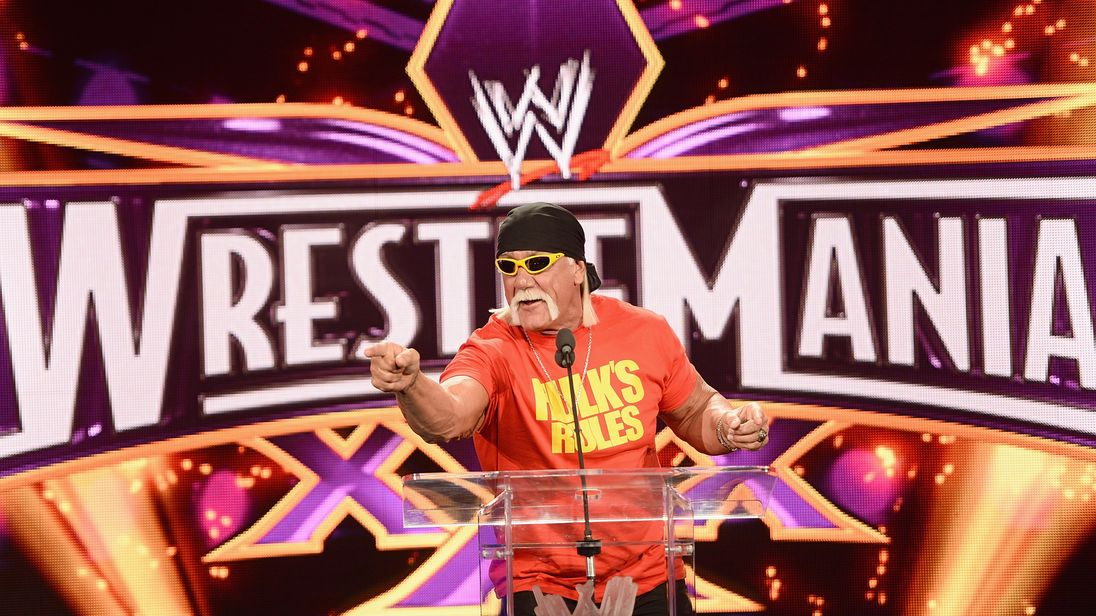 Hulk Hogan reinstated into WWE Hall of Fame after three-year suspension