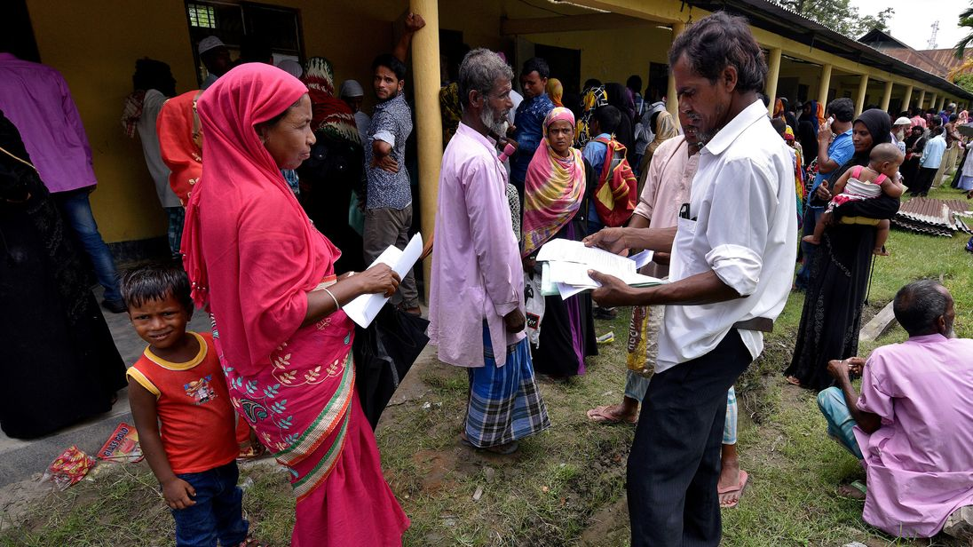 40 lakh people excluded from Assam's draft National Register of Citizens