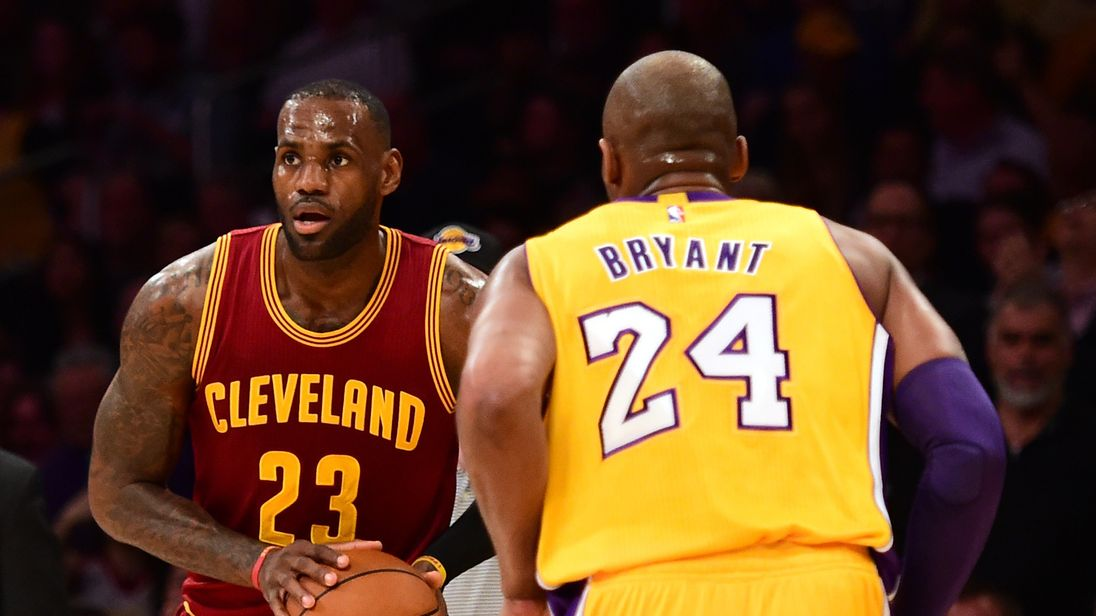 Lebron James To Join Los Angeles Lakers In 154m Deal