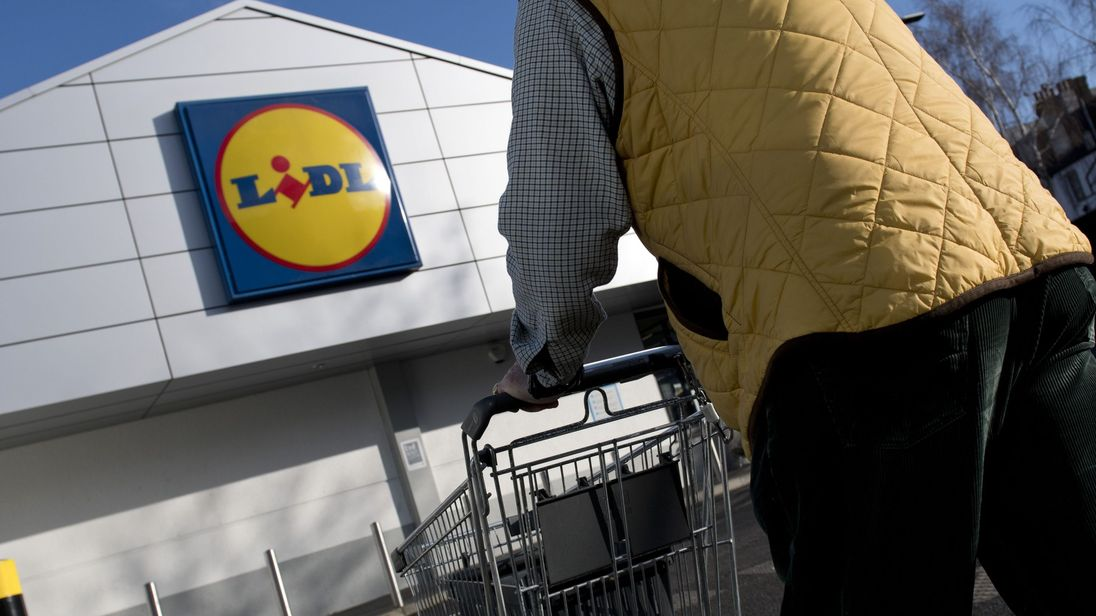 Lidl was found to be the worst offender
