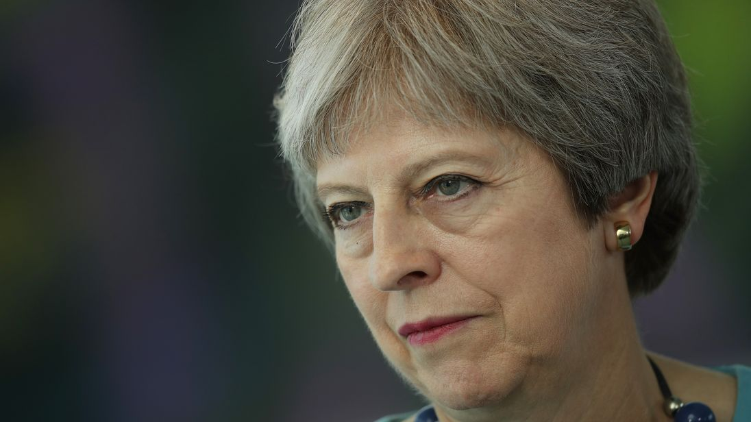 Theresa May's Government Implodes as 9th MP Resigns over Soft Brexit Plan