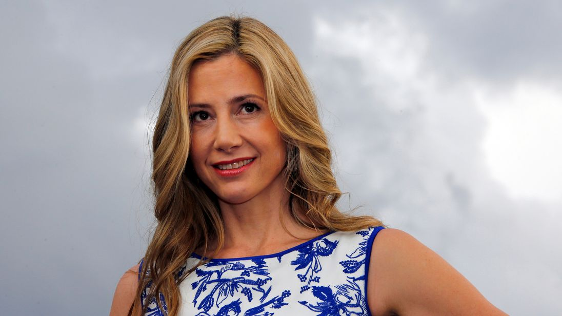 Actress Mira Sorvino claims director gagged her with a condom aged 16