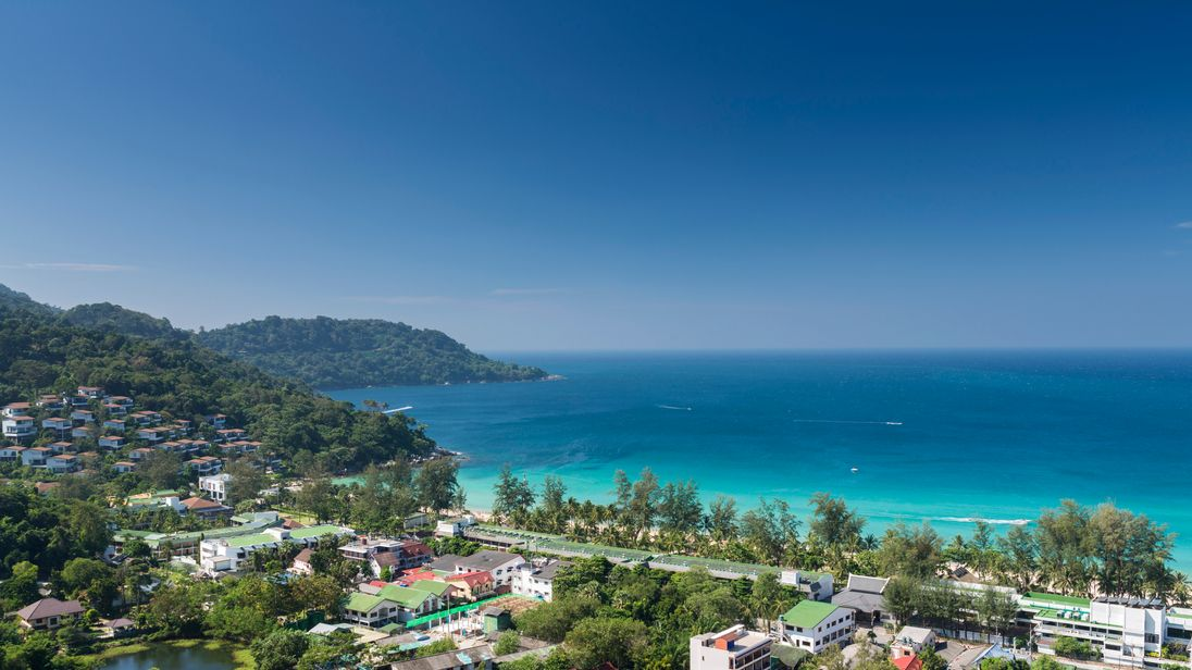 Image      Phuket in southern Thailand is a hot-spot for tourists