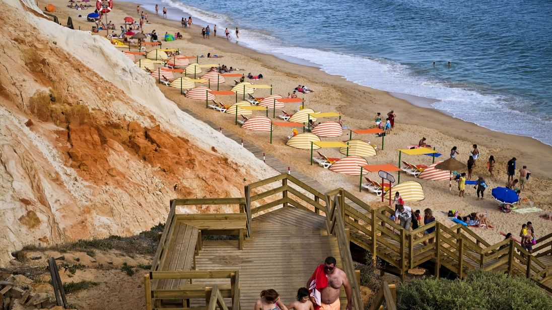 Holidaymakers facing record 47C in Spain and Portugal