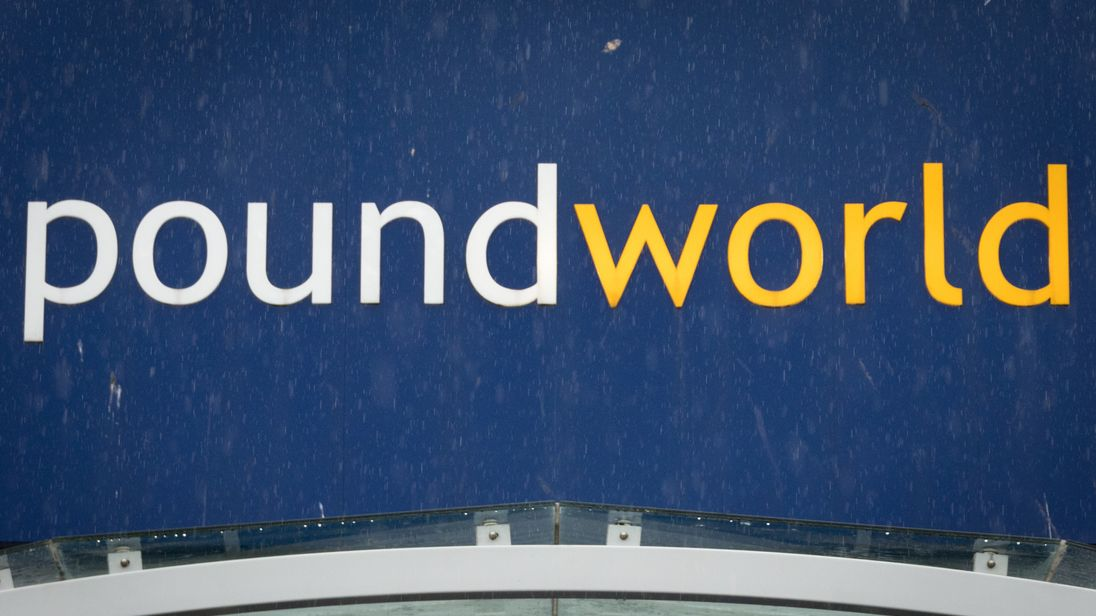etailer Poundworld Under Pressure To Close Up To 100 Branches
