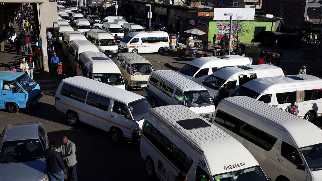 Gunmen ambush and kill 11 taxi drivers in South Africa
