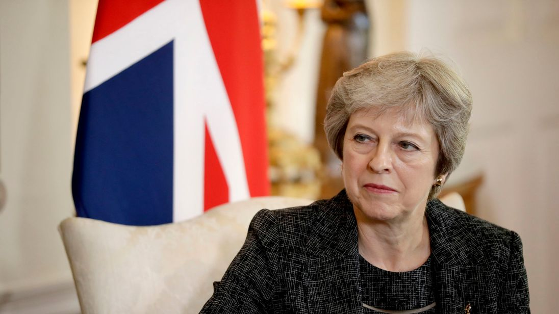 Theresa May takes personal control of Brexit negotiations