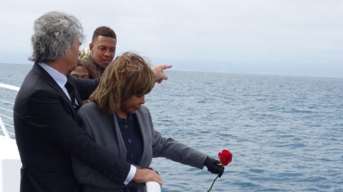 Tina Turner Spreads Son Craig's Ashes in Final Goodbye