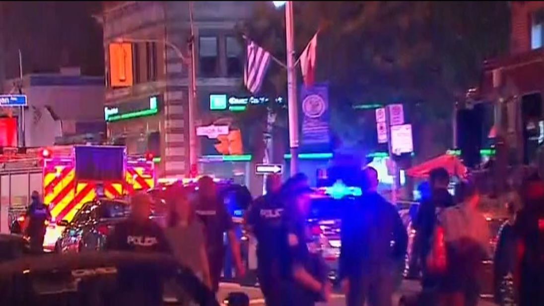 Toronto shooting: Gunman opens fire in Greektown - multiple casualties