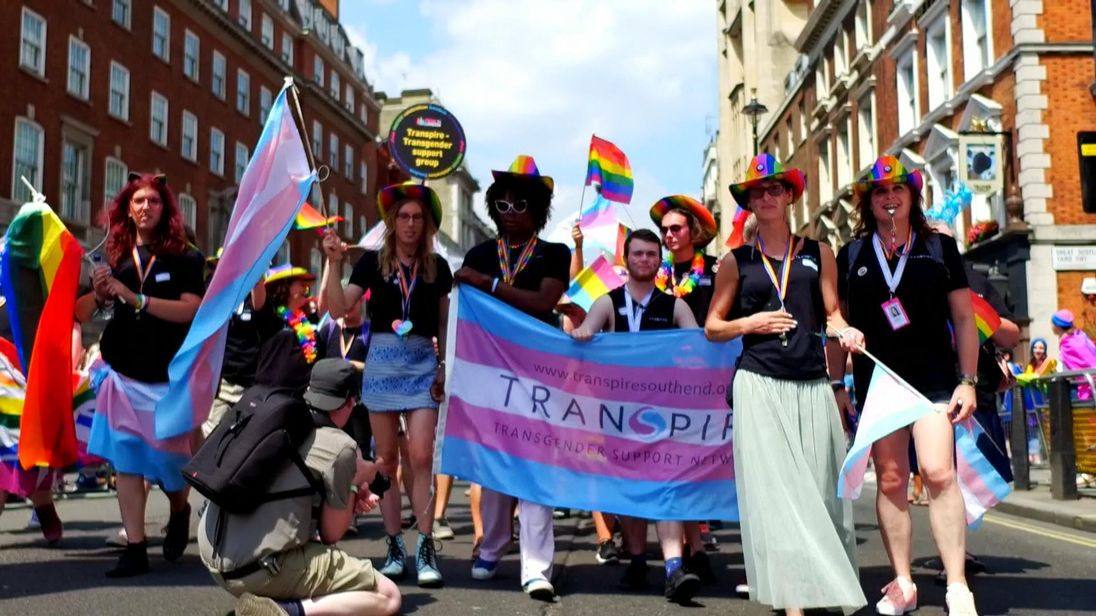 The debate over the self-identification of transgender people rages on
