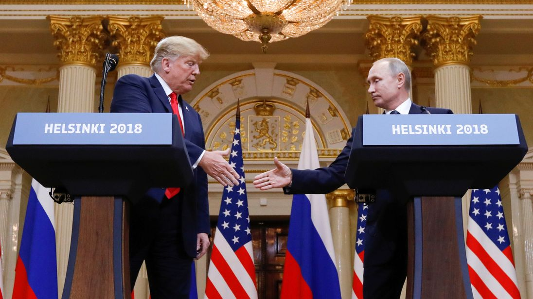 'Helsinki has frozen over': Late night blasts Trump-Putin summit