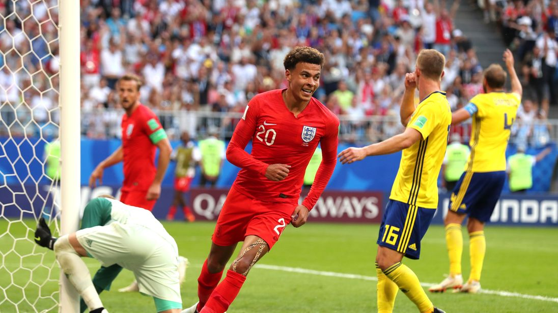 Dele Alli Has Tottenham Midfielders Position Become An Issue For England