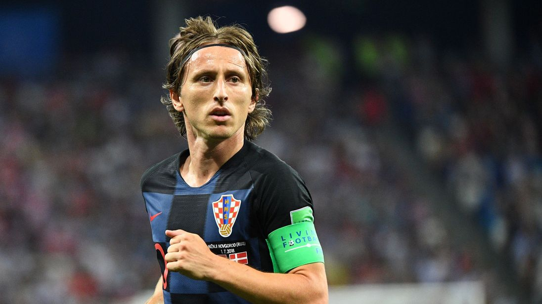 luka modric maintains english media underestimated croatia at world cup