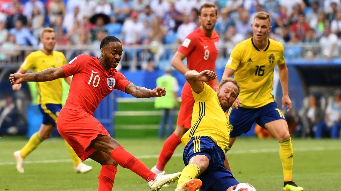 David Beckham Condemns Criticism Aimed At England Forward Raheem Sterling