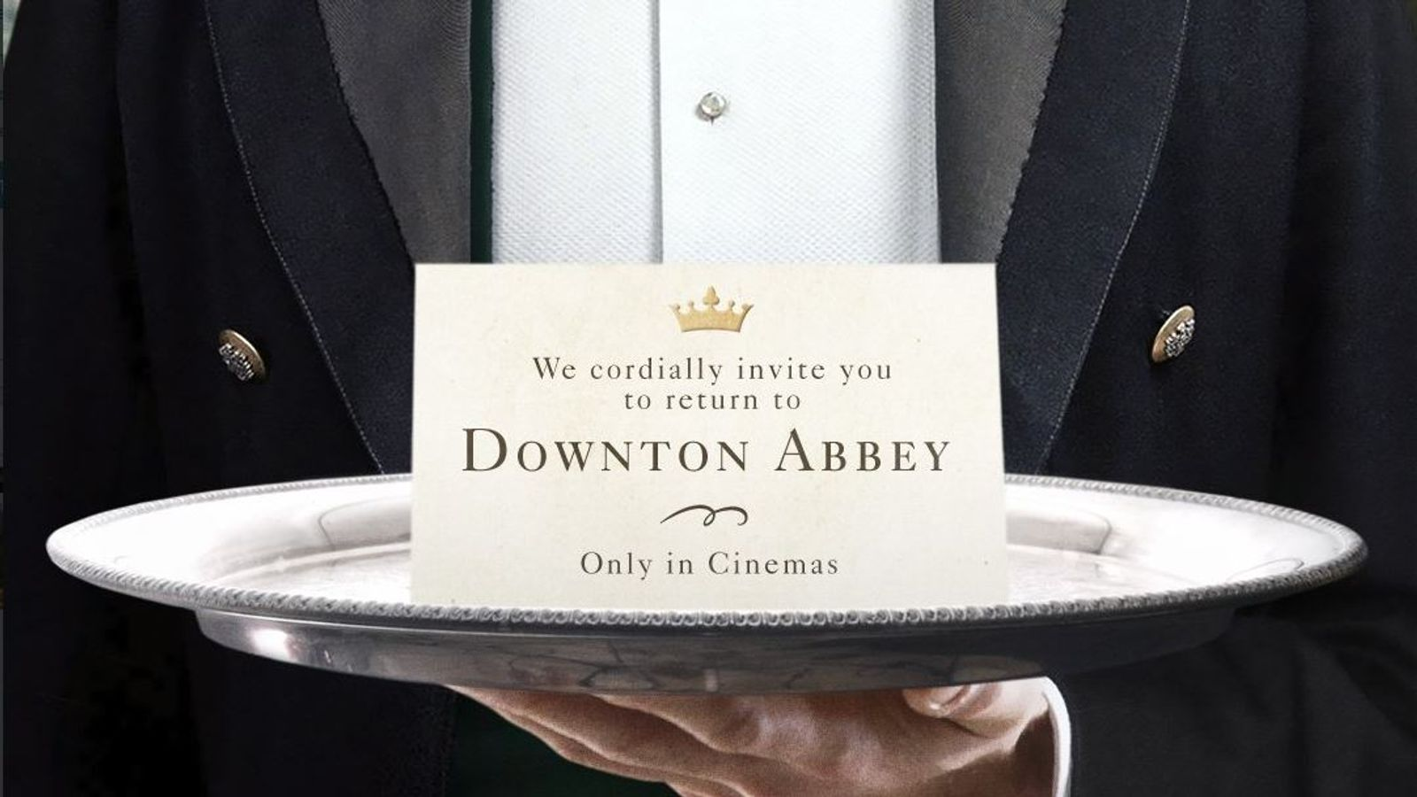 Downton Abbey movie going into production