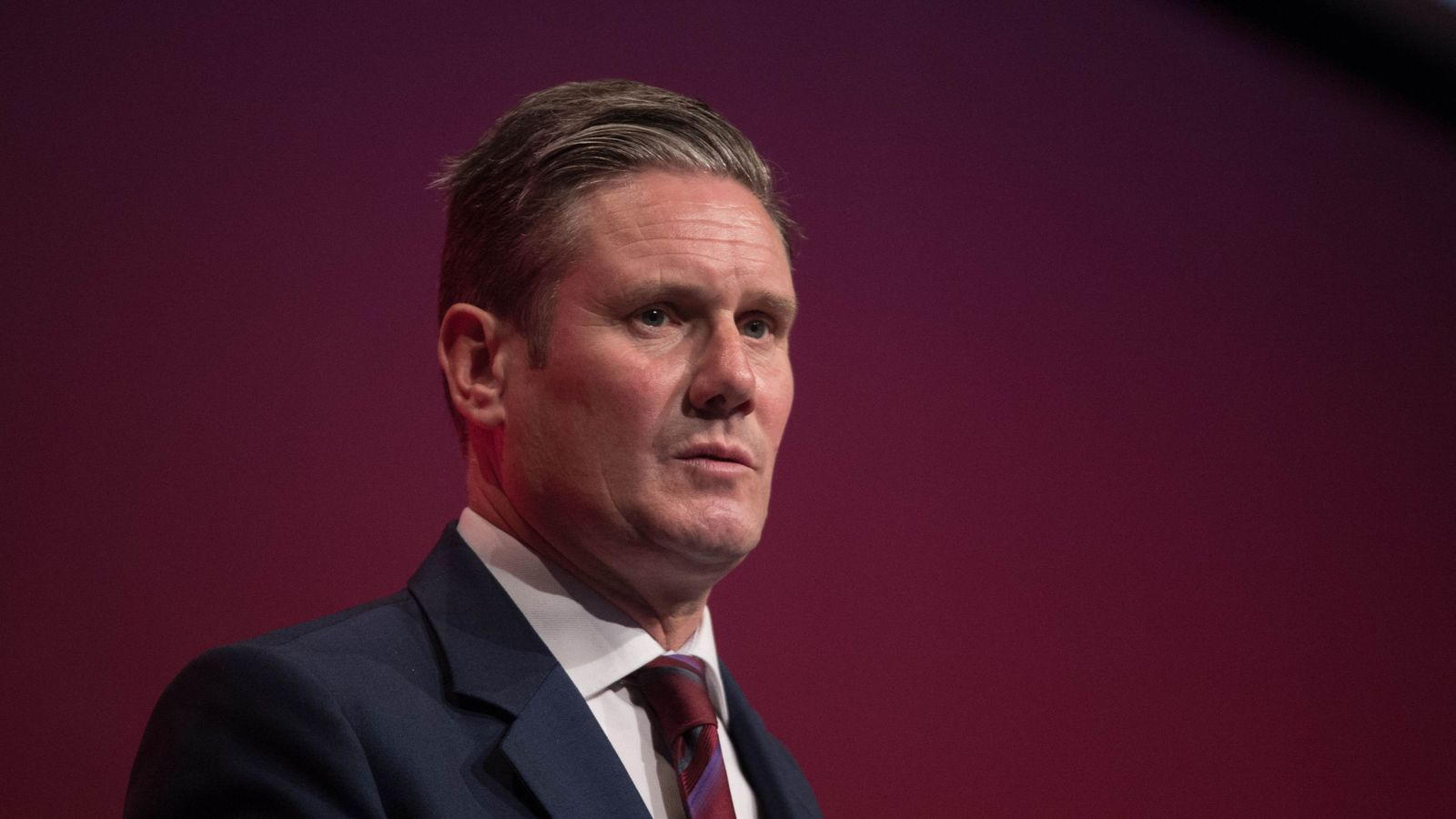 Labour to vote against PM's Brexit deal, says Sir Keir Starmer