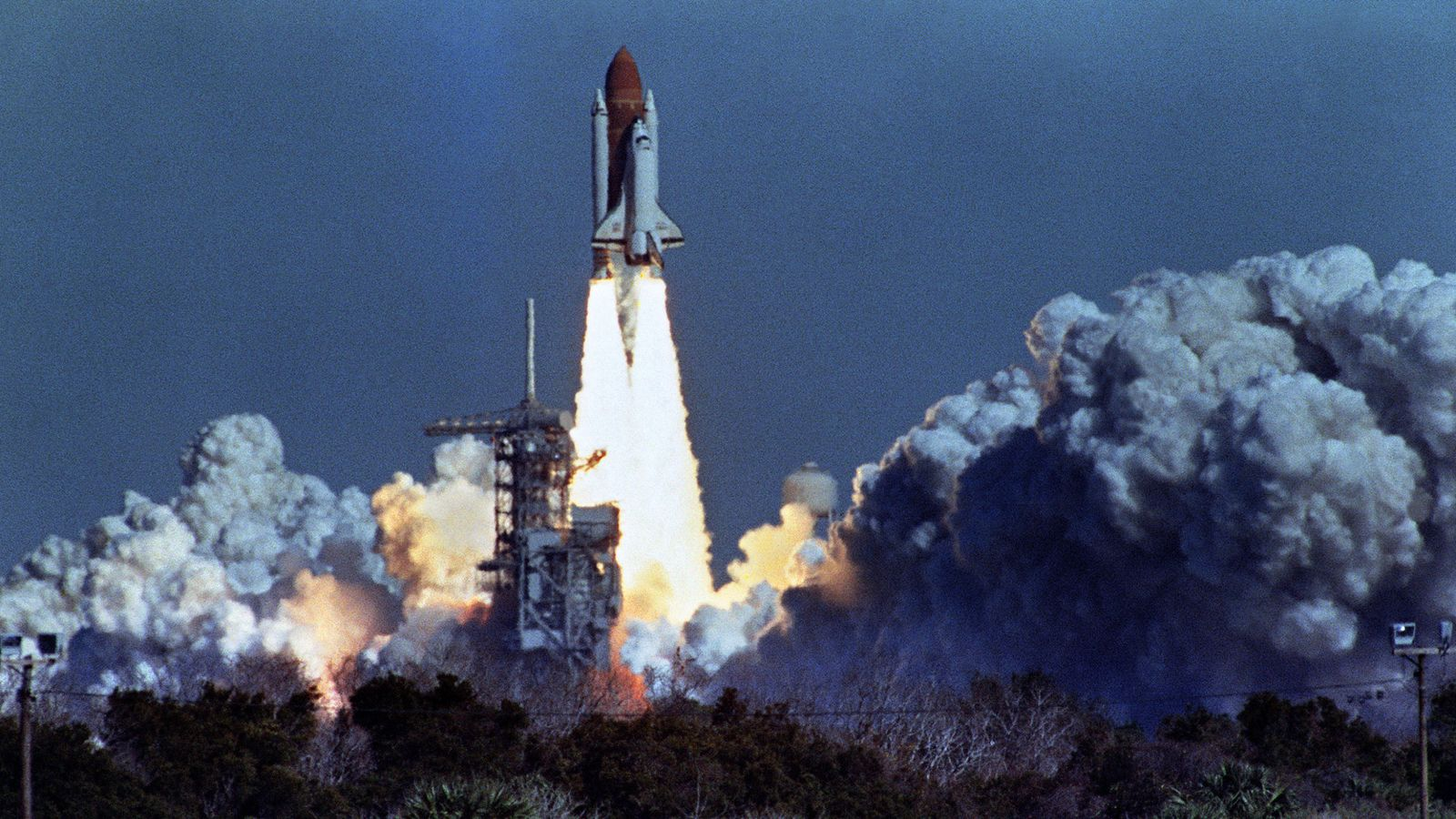 Seven times when space rocket launches have failed | World News | Sky News