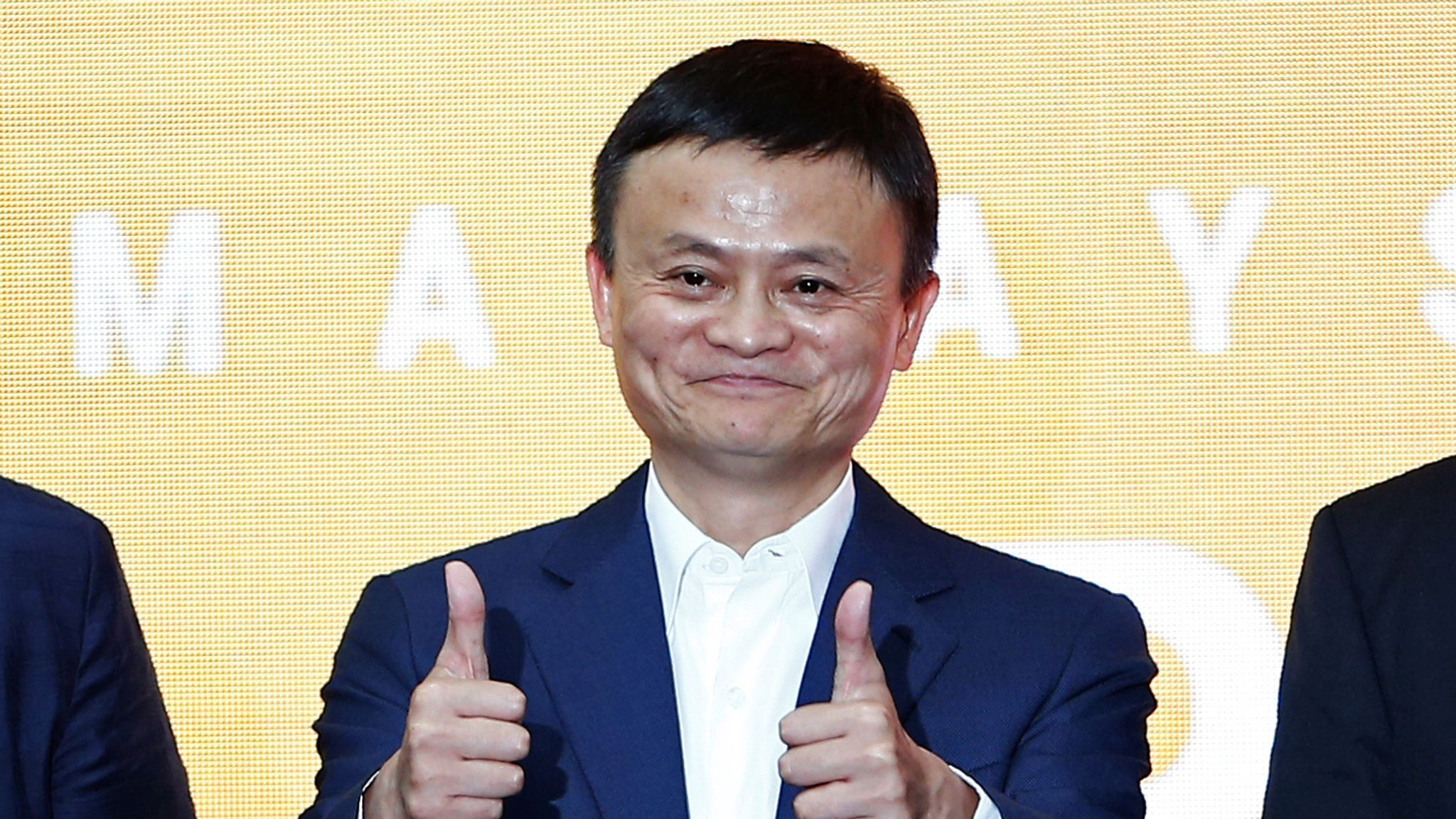 Alibaba Founder Jack Ma Retires At 55 With 31bn Fortune Business News Sky News On our website, you will learn more about the china ecosystem and landscape, alibaba's thought leaderships, and all sorts of activities from. alibaba founder jack ma retires at 55