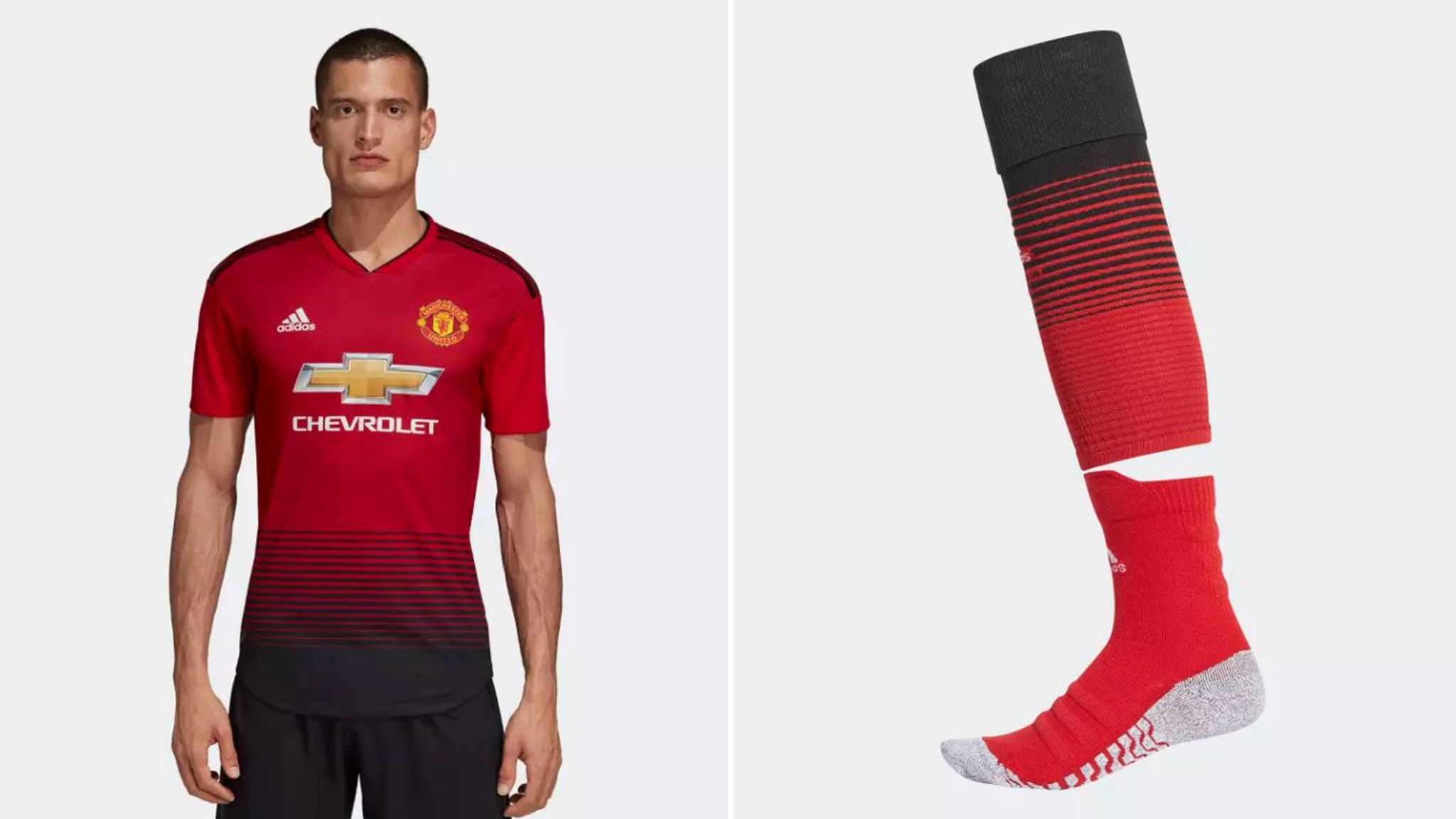 880b47a848d  Disgustingly expensive   Manchester United fans react to £183 price tag  for new home kit