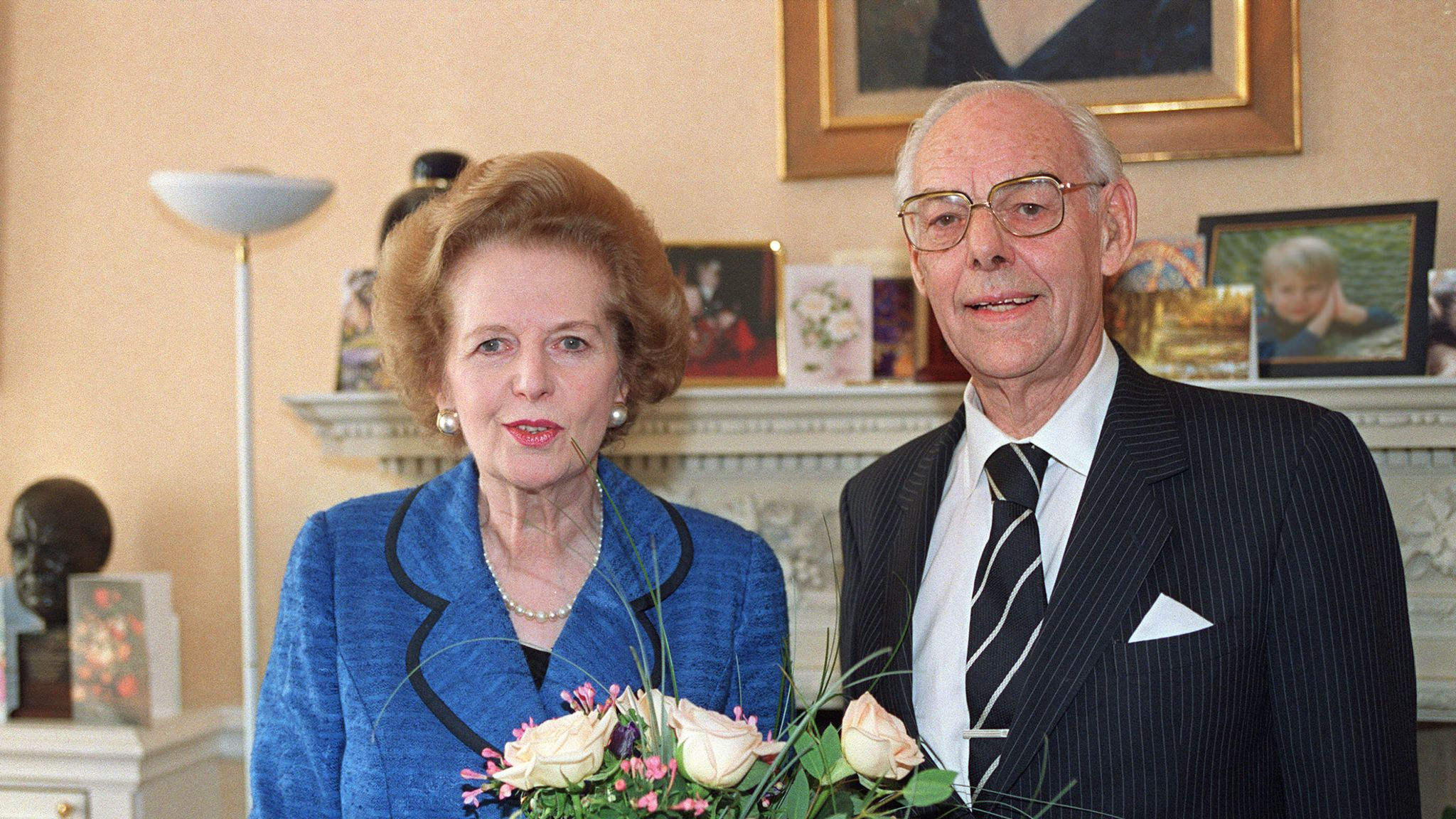 The celebrities that Margaret Thatcher's husband Denis 'didn't ...